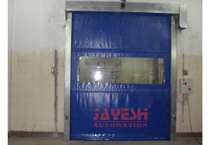 Less Maintenance is required in Rapid Door. & Rapid Doors Automatic Rapid Doors Industrial Automatic Rapid Doors ...